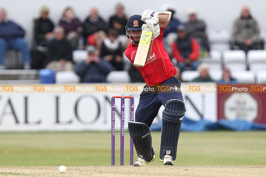 Mark Pettini in batting action for Essex - Northamptonshire Steelbacks vs Essex Eagles - Royal London One-Day Cup at the County Ground, Northampton - 21/08/14 - MANDATORY CREDIT: Gavin Ellis/TGSPHOTO - Self billing applies where appropriate - contact@tgsphoto.co.uk - NO UNPAID USE