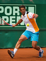 13-07-13, Netherlands, Scheveningen,  Mets, Tennis, Sport1 Open, day six, Jesse Huta Galung (NED)<br /> <br /> <br /> Photo: Henk Koster