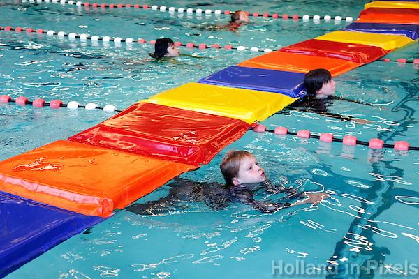 Zwemmen voor diploma B.