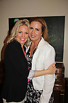 "As The World Turns' Terri Conn poses with Martha Bryne at the benefit for ""The F"" on June 22, 2018 at the Freeman Studio, New York City, New York. (Photo by Sue Coflin/Max Photo)"