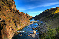 Stora Laxa i Hreppum is a Salmon river in Iceland. The river has 3 beats I-II, III and IV. These photos are from beat IV that is the top beat in the river.