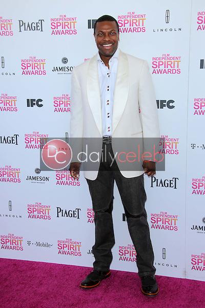 Chris Tucker<br /> at the 2013 Film Independent Spirit Awards, Private Location, Santa Monica, CA 02-23-13<br /> David Edwards/DailyCeleb.com 818-249-4998
