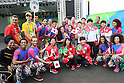 Japan Delegation (JPN), <br /> AUGUST 2, 2016 : <br /> Welcome Ceremony for the Japanese delegation <br /> during the Rio 2016 Olympic Games <br /> at Athlete's Village, in Rio de Janeiro, Brazil. <br /> (Photo by YUTAKA/AFLO SPORT)
