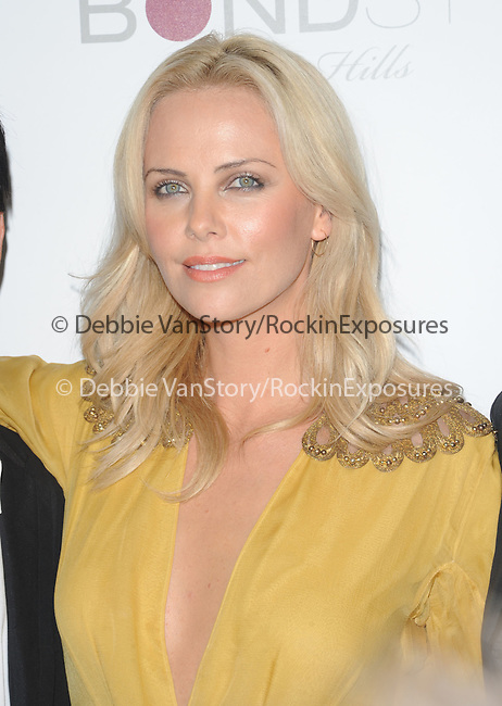 Charlize Theron at The Burning Plain Premiere held at  BOND STREET @ Thompson Beverly Hills in Beverly Hills, California on September 14,2009                                                                   Copyright 2009 Debbie VanStory / RockinExposures