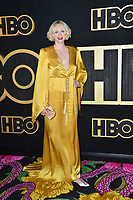 LOS ANGELES, CA. September 17, 2018: Gwendoline Christie at The HBO Emmy Party at the Pacific Design Centre.<br /> Picture: Paul Smith/Featureflash
