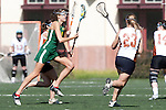 Santa Barbara, CA 02/13/10 - Mary Walsh (Oregon #16) in action during the Texas-Oregon game at the 2010 Santa Barbara Shoutout, Texas defeated Oregon 11-9.