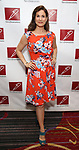 Stephanie J. Block attends The New Dramatists' 68th Annual Spring Luncheon at the Marriott Marquis on May 16, 2017 in New York City.