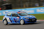 Chris Swanwick - Team Pyro Renault Clio Cup UK