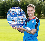 Barrie McKay after training and looking ahead to Saturday's game with Raith Rovers