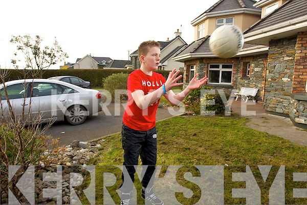 Ronan Fitzgerald at home in the Spa Tralee.