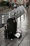 20080109 - France - Aquitaine - Pau<br /> LE PROBLEME DE LA PROPRETE A PAU.<br /> Ref : PROPRETE_PAU_006.JPG - © Philippe Noisette.
