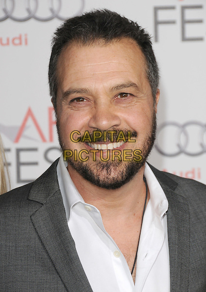 """ED ZWICK.The AFI Fest 2010 Opening Gala - """"Love & Other Drugs"""" World Premiere held at The Grauman's Chinese Theatre in Hollywood, California, USA..November 4th, 2010                                                                                .headshot portrait grey gray white shirt beard facial hair.CAP/RKE/DVS.©DVS/RockinExposures/Capital Pictures."""