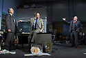 Glengarry Glen Ross by David Mamet, directed by Sam Yates. With Stanley Townsend as Shelly Levene, Christian Slater as Ricky Roma, Robert Glenister as Dave Moss. Opens at The Playhouse Theatre on 9/11/17.