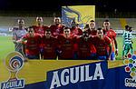 La Equidad igualó 1-1 ante Deportivo Pasto. Partido aplazado de la fecha 7 Liga Águila II-2019.