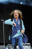 THE DEAD DAISIES - vocalist John Corabi - performing live on Day One of the Ramblin' Man Fair in Mote Park Maidstone Kent UK - 23 Jul 2016. Photo credit: Zaine Lewis/IconicPix