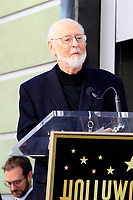 LOS ANGELES - JAN 22:  John Williams at the Gustavo Dudamel Star Ceremony on the Hollywood Walk of Fame on January 22, 2019 in Los Angeles, CA
