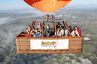 20120409 April 9 Hot Air Balloon Gold Coast
