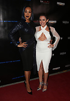 "05 February 2019 - Beverly Hills, California - Vivica A. Fox, Devanny Pinn. ""Crossbreed"" Los Angeles Premiere held at the Ahrya Fine Arts Theater. Photo Credit: Faye Sadou/AdMedia"