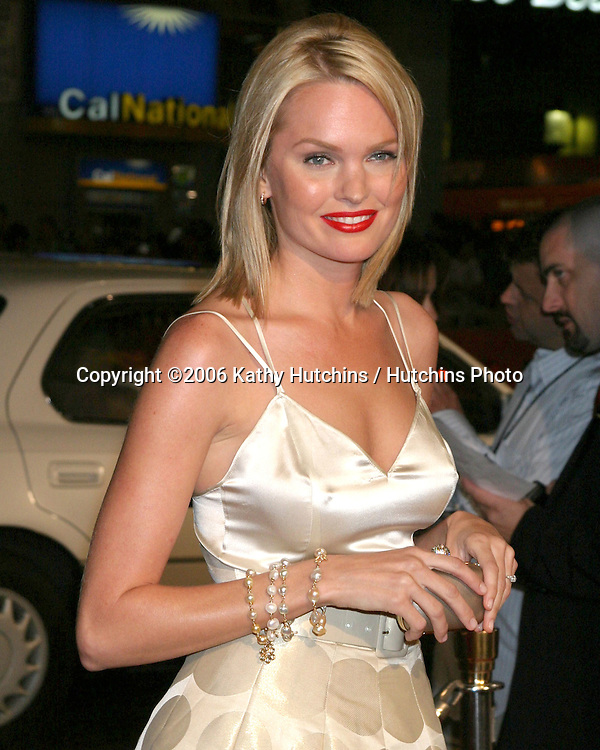 "Sunny Mabrey.""Snakes on a Plane"" Premiere.Grauman's Chinese Theater. Hollywood, CA.August 17, 2006.©2006 Kathy Hutchins / Hutchins Photo.."