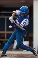 13 July 2010: Maxime Lefevre of Team France is seen during day 1 of the Open de Rouen, an international tournament with Team France, Team Saint Martin, Team All Star Elite, at Stade Pierre Rolland, in Rouen, France.