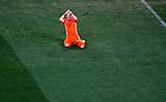 Arjen Robben, Soccer, Football - 2010 FIFA World Cup - Johannesburg, South Africa, Sunday, July, 11, 2010. Final match, Netherlands vs Spain, Soccer City Stadium (credit & photo: Pedja Milosavljevic / +381 64 1260 959 / thepedja@gmail.com / STARSPORT )