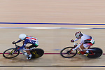 Sakura Tsukagoshi (JPN), <br /> AUGUST 15, 2016 - Cycling : <br /> Women's Omnium 1/6 Scratch Race <br /> at Rio Olympic Velodrome <br /> during the Rio 2016 Olympic Games in Rio de Janeiro, Brazil. <br /> (Photo by Sho Tamura/AFLO SPORT)