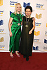 Jennifer Croft and Olga Tokarczuk attend the 69th National Book Awards Ceremony and Benefit Dinner presented by the National Book Foundaton on November 14, 2018 at Cipriani Wall Street in New York, New York, USA.<br /> <br /> photo by Robin Platzer/Twin Images<br />  <br /> phone number 212-935-0770