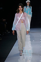 Emporio Armani<br /> LONDON FASHION WEEK<br /> SPRING SUMMER 2018<br /> CAP/GOL<br /> &copy;GOL/Capital Pictures