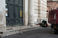 Homeless Person.<br />