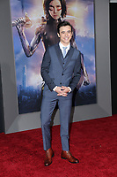 "LOS ANGELES - FEB 5:  Keean Johnson at the ""Alita: Battle Angel"" Premiere at the Village Theater on February 5, 2019 in Westwood, CA"