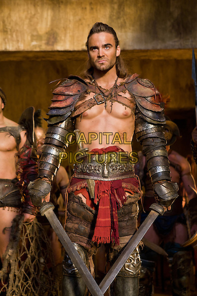 DUSTIN CLARE.in Spartacus: Vengeance (Spartacus: Blood and Sand).*Filmstill - Editorial Use Only*.CAP/FB.Supplied by Capital Pictures.