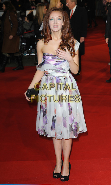 Olivia Grant.'W.E.' UK Premiere at Odeon Kensington, London. 11th January 2012.CAP/BEL.©Tom Belcher/Capital Pictures.
