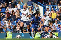 Ria Pecival of Tottenham Hotspur Women in action during Chelsea Women vs Tottenham Hotspur Women, Barclays FA Women's Super League Football at Stamford Bridge on 8th September 2019
