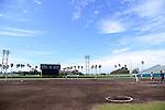 General view, AUGUST 20, 2014 - Baseball : 36th All Japan Junior High School Championship Baseball final match Sendai Ikuei Shukoh Middle School 3-0 Nakashibetsu at Naruto Otsuka Sports Park Baseball Stadium in Naruto, Tokushima, Japan. (Photo by AFLO SPORT)