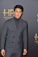 LOS ANGELES, CA. November 04, 2018: Harry Shum, Jr. at the 22nd Annual Hollywood Film Awards at the Beverly Hilton Hotel.<br /> Picture: Paul Smith/FeatureflashLOS ANGELES, CA. November 04, 2018: Wendy Starland at the 22nd Annual Hollywood Film Awards at the Beverly Hilton Hotel.<br /> Picture: Paul Smith/FeatureflashLOS ANGELES, CA. November 04, 2018: Harry Shum, Jr. at the 22nd Annual Hollywood Film Awards at the Beverly Hilton Hotel.<br /> Picture: Paul Smith/Featureflash