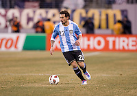 The USMNT tied Argentina, 1-1, at the New Meadowlands Stadium in East Rutherford, NJ.