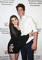 29 October 2017 - Culver City, California - Meg Donnelly, Milo Jacob Manheim. Elizabeth Glaser Pediatric AIDS Foundation's 28th Annual 'A Time For Heroes' Family Festival helming at Smashbox Studios. Photo Credit: F. Sadou/AdMedia
