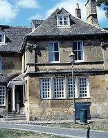 Chipping Campden: The Martins and Little Martins, High St. 1713. Photo '05.