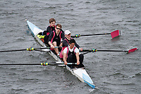 Crew: 303  Abingdon Sch  Event: Junior Fours<br /> <br /> Schools' Head of the River 2017<br /> <br /> To purchase this photo, or to see pricing information for Prints and Downloads, click the blue 'Add to Cart' button at the top-right of the page.