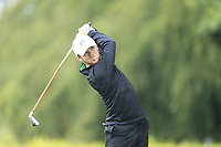 Marc Boucher (Carton House) during the first round at the Mullingar Scratch Trophy, the last event in the Bridgestone order of merit Mullingar Golf Club, Mullingar, West Meath, Ireland. 10/08/2019.<br /> Picture Fran Caffrey / Golffile.ie<br /> <br /> All photo usage must carry mandatory copyright credit (© Golffile | Fran Caffrey)