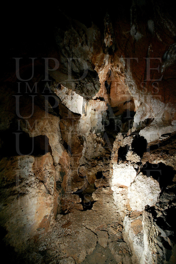 Le Grotte di Toirano<br /> Toirano Caves.<br /> UPDATE IMAGES PRESS/Riccardo De Luca