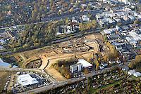 Schilfpark: EUROPA, DEUTSCHLAND, HAMBURG, (EUROPE, GERMANY), 04.11.2016: Bergedorf,Schilfpark
