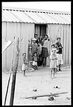 Government housing, Near Tchumkwe, Bushman land.