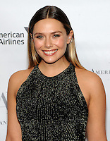 NEW YORK, NY - OCTOBER 20: Elizabeth Olsen attends the American Ballet Theater 2016 Fall Gala on October 20, 2016 at David H. Koch Theater at Lincoln Center in New York City. Photo by John Palmer/MediaPunch