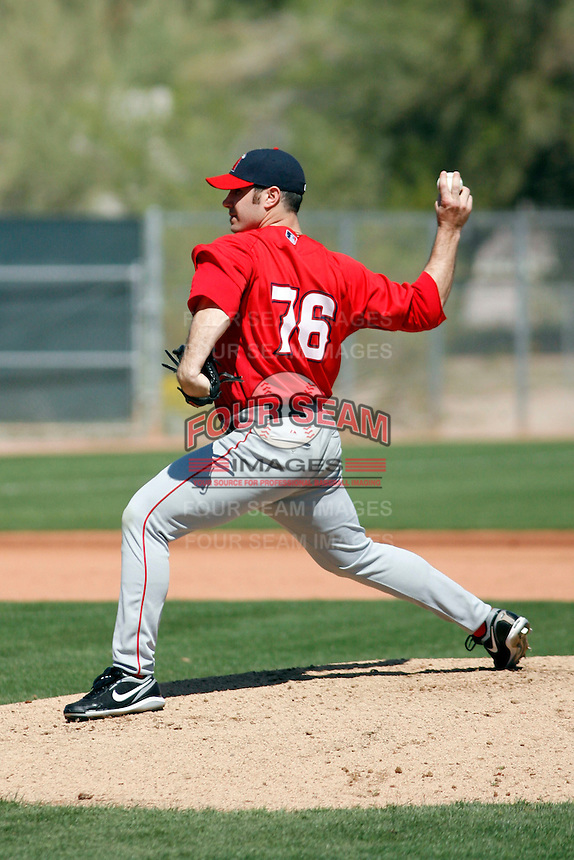 Marco Albano - Los Angeles Angels - 2009 spring training.Photo by:  Bill Mitchell/Four Seam Images