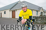 Liam Gowan - 600kms cycle in Spain in aid of The Irish Hospice Foundation.