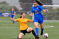 National Women's League - Capital v Southern at Memorial Park, Lower Hutt, New Zealand on Saturday 27 October  2018. <br /> Photo by Masanori Udagawa. <br /> www.photowellington.photoshelter.com