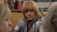 Amanda Barrie<br /> Celebrity Big Brother 2018 - Day 2<br /> *Editorial Use Only*<br /> CAP/KFS<br /> Image supplied by Capital Pictures