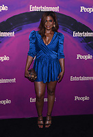 NEW YORK, NEW YORK - MAY 13: Kimery Lewis attends the People & Entertainment Weekly 2019 Upfronts at Union Park on May 13, 2019 in New York City. <br /> CAP/MPI/IS/JS<br /> ©JS/IS/MPI/Capital Pictures