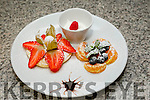 Il Forno Launch of New light Menu Fresh Pancakezero percent fat yogurt, Fresh strawberries and fruit salad